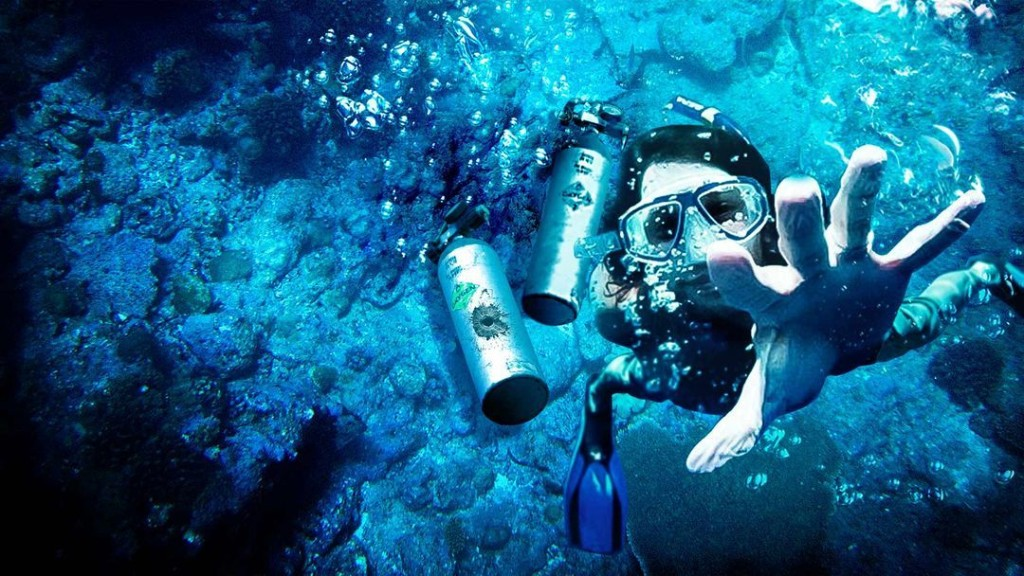 This Is How You Can Survive Almost Any Underwater Accident - cover