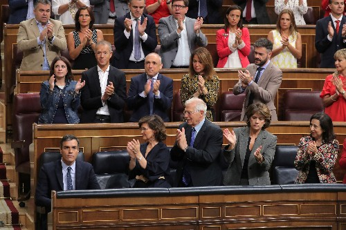 """""""Sick and tired"""": Spaniards fed up with yet another election"""