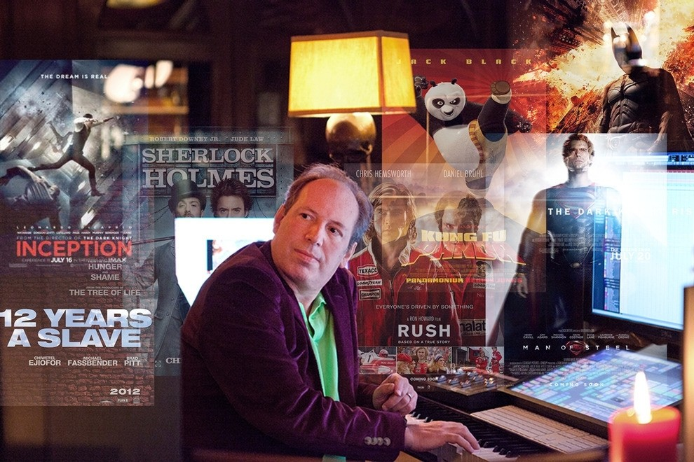 Inside The Mind (And Studio) Of Hollywood's Music Maestro