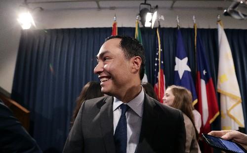Democratic Rep. Joaquin Castro passes on Senate run in Texas