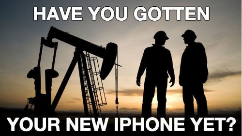 How The iPhone And Oil Prices Are Propelling The Best U.S. Economy In Years