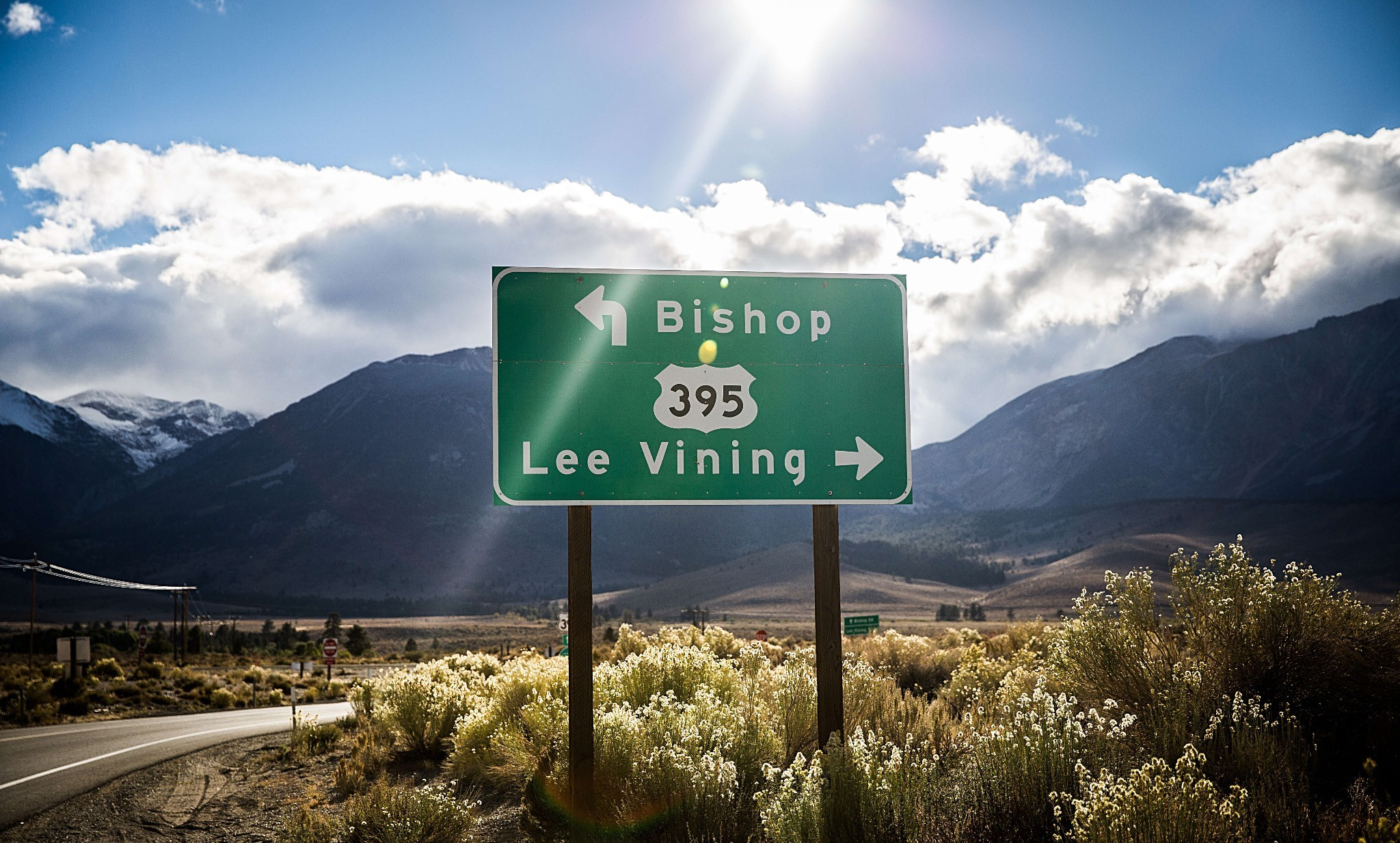 Highs and lows of the 395: road tripping down California's highway of superlatives