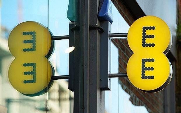 BT finalises £12.5bn deal to buy EE