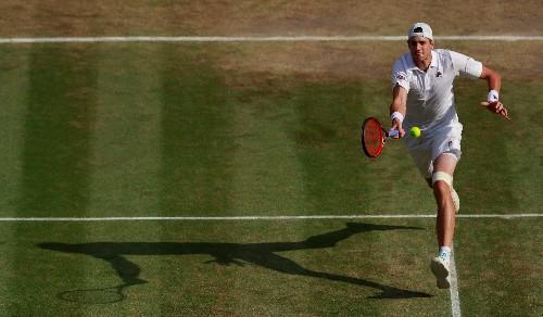 ATP roundup: Top seed Isner wins another marathon