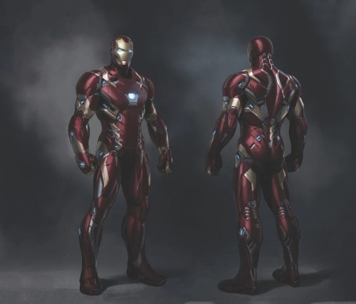 'Captain America: Civil War' concept art released