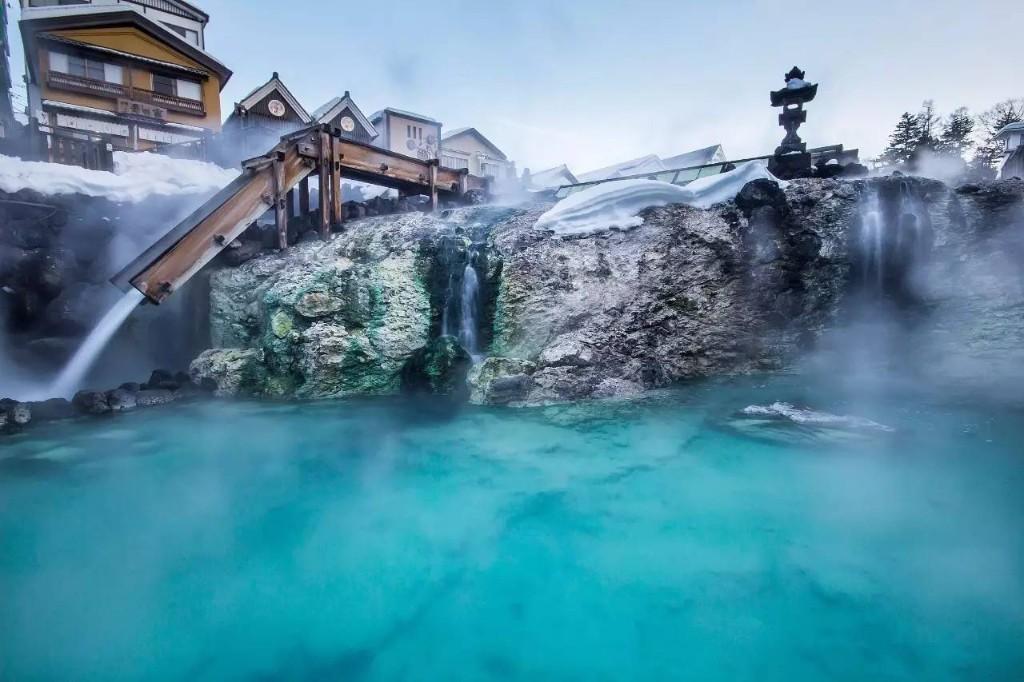 日本人都喜欢去哪里泡温泉?