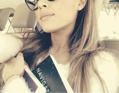 Ariana Grande - Magazine cover