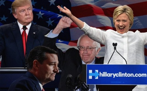 50 Moments That Defined the 2016 Election Cycle