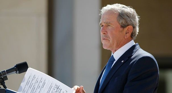Bush: One regret about Iraq