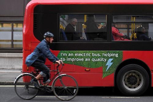 Britain to complete plan next year to reach net zero transport emissions