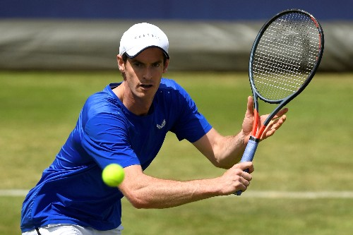'Life-changing' operation rekindles returning Murray's love of tennis