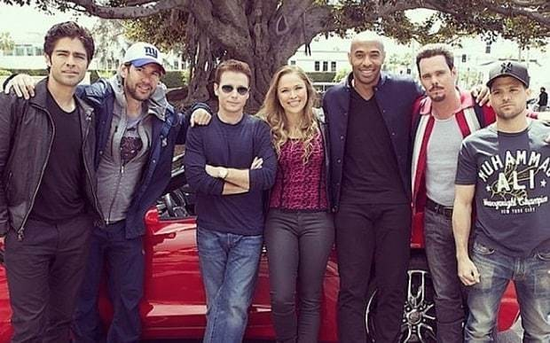 Thierry Henry will make big screen debut with cameo role in Entourage movie