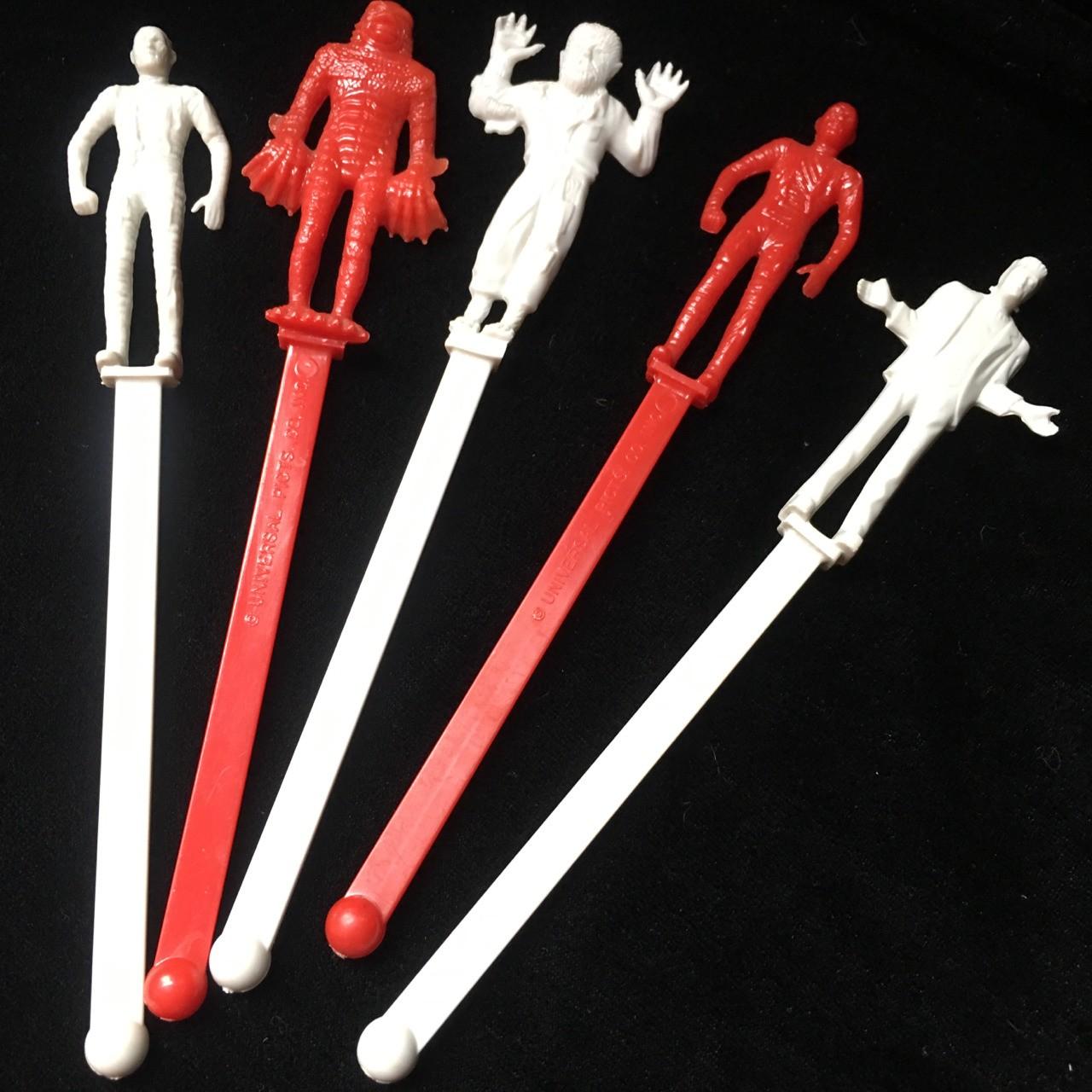 Monster Mash: Rare Universal Studio Swizzle Sticks