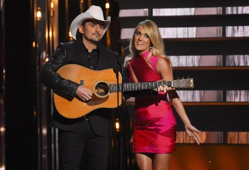 Country Music Awards in Nashville: Pictures
