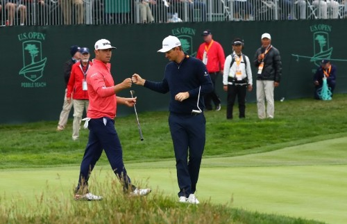 Golf: No problem for U.S. Open champion Woodland