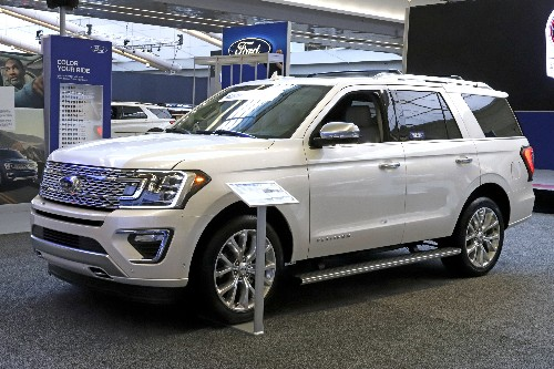 Ford shifting 550 jobs to boost SUV production in Kentucky