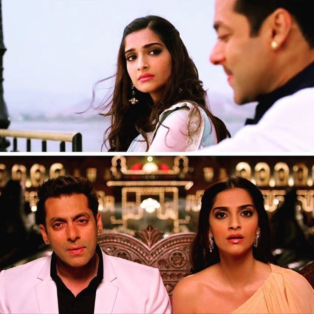 ‼️Full length songs of PRDP are Out!! Title song in bio‼️ #sonamkapoor #salmankhan #prdp #premratandhanpayo