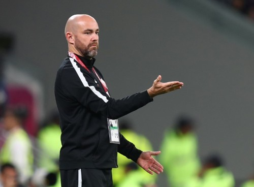 Soccer: Qatar coach Felix ponders Plan B after Olympic failure