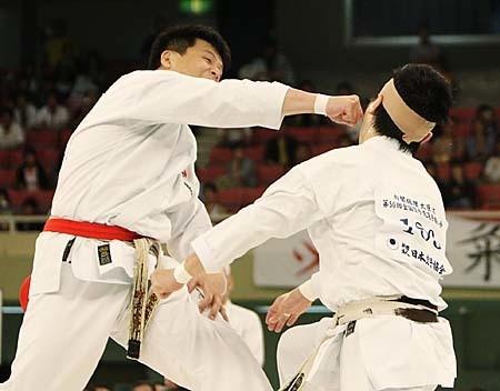 Japanese Karate.