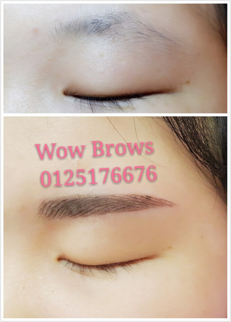Wow Brow - Magazine cover
