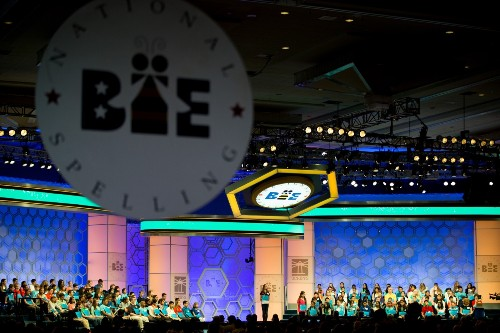 2015 National Spelling Bee in Pictures