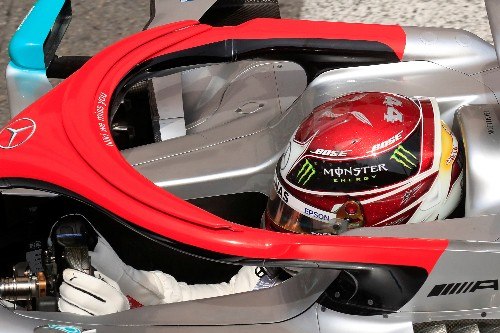 Motor racing: Mercedes to keep permanent red star for Lauda