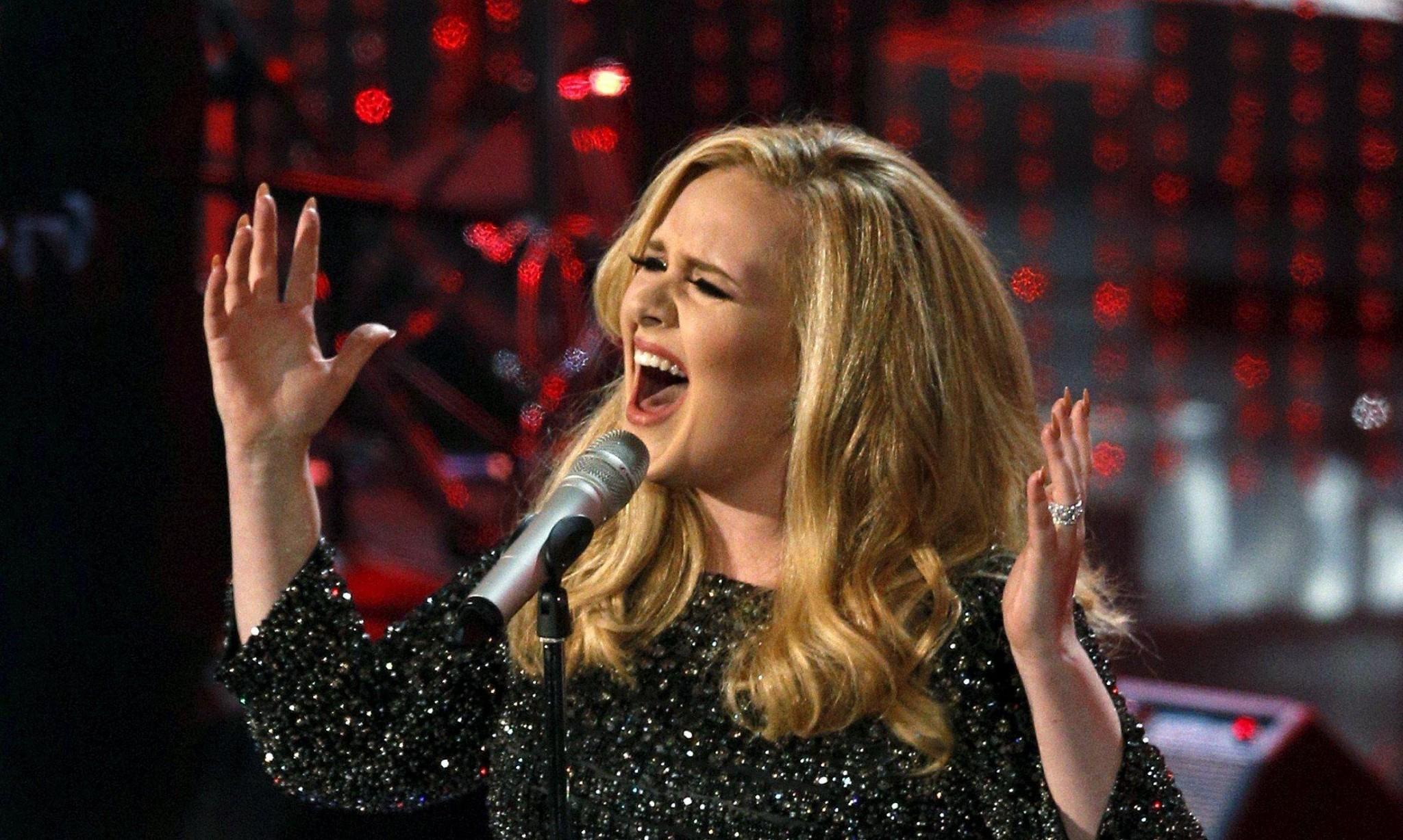 Adele: Kate Bush inspired my comeback