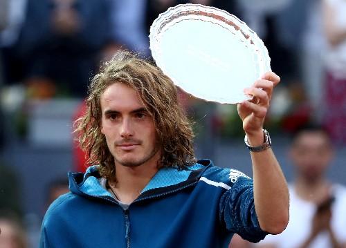 Tennis: Tsitsipas' joie de vivre could carry him far in Paris
