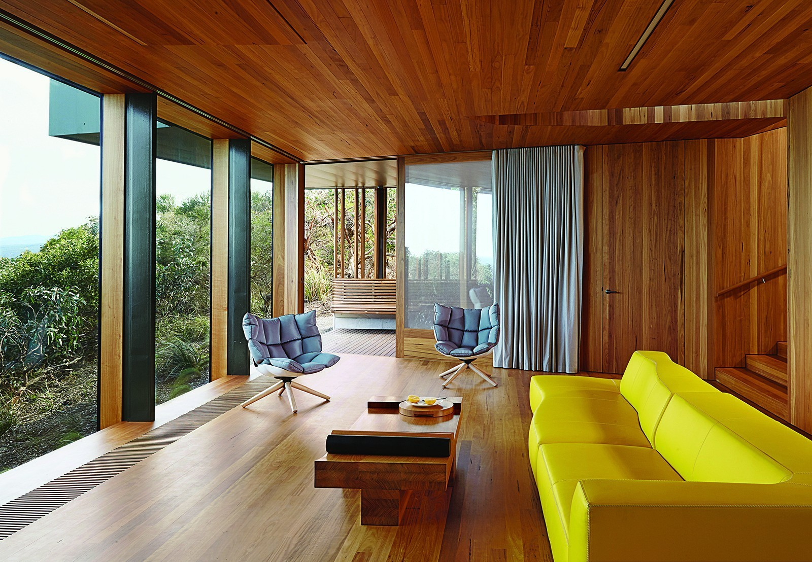 Articles about eucalyptus lined oceanfront home australia on Dwell.com - Dwell