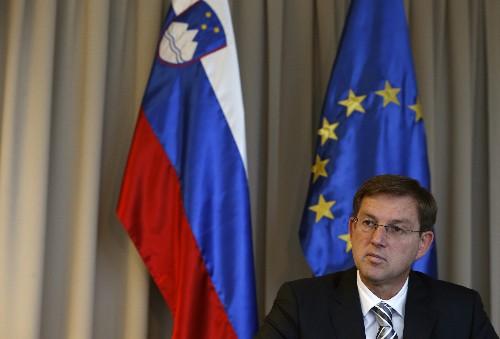 AP Interview: Slovenia hails EU on Brexit, not enlargement
