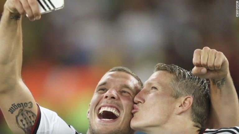World Cup walloped social-media records