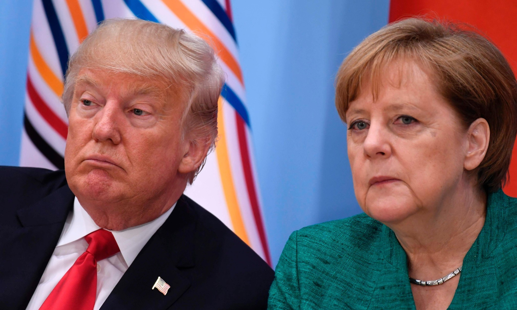 Trump left in cold over Paris climate agreement at end of G20 summit