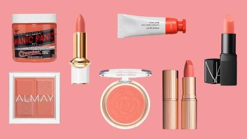 Beauty. Makeup. Trend.