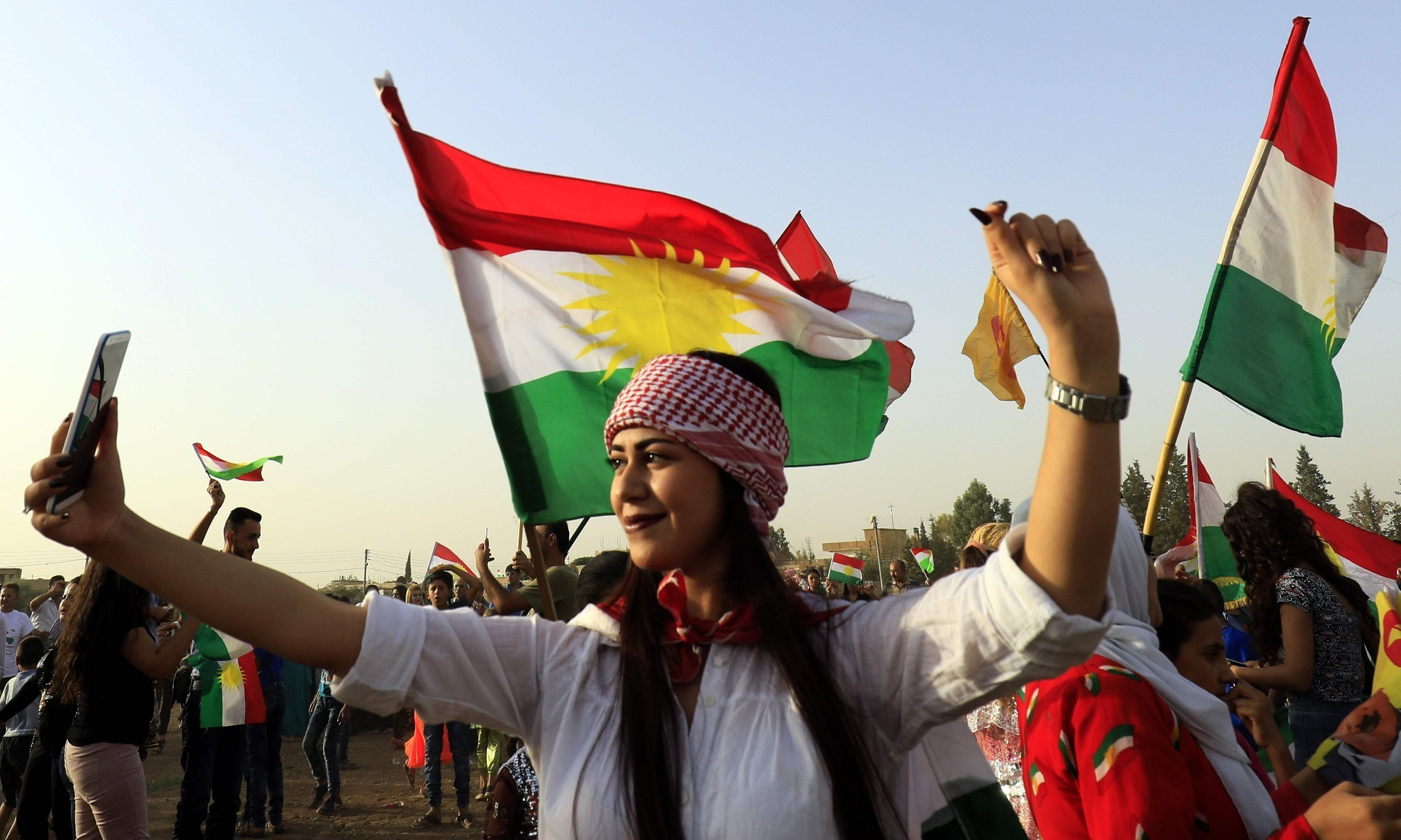 Over 92% of Iraq's Kurds vote for independence