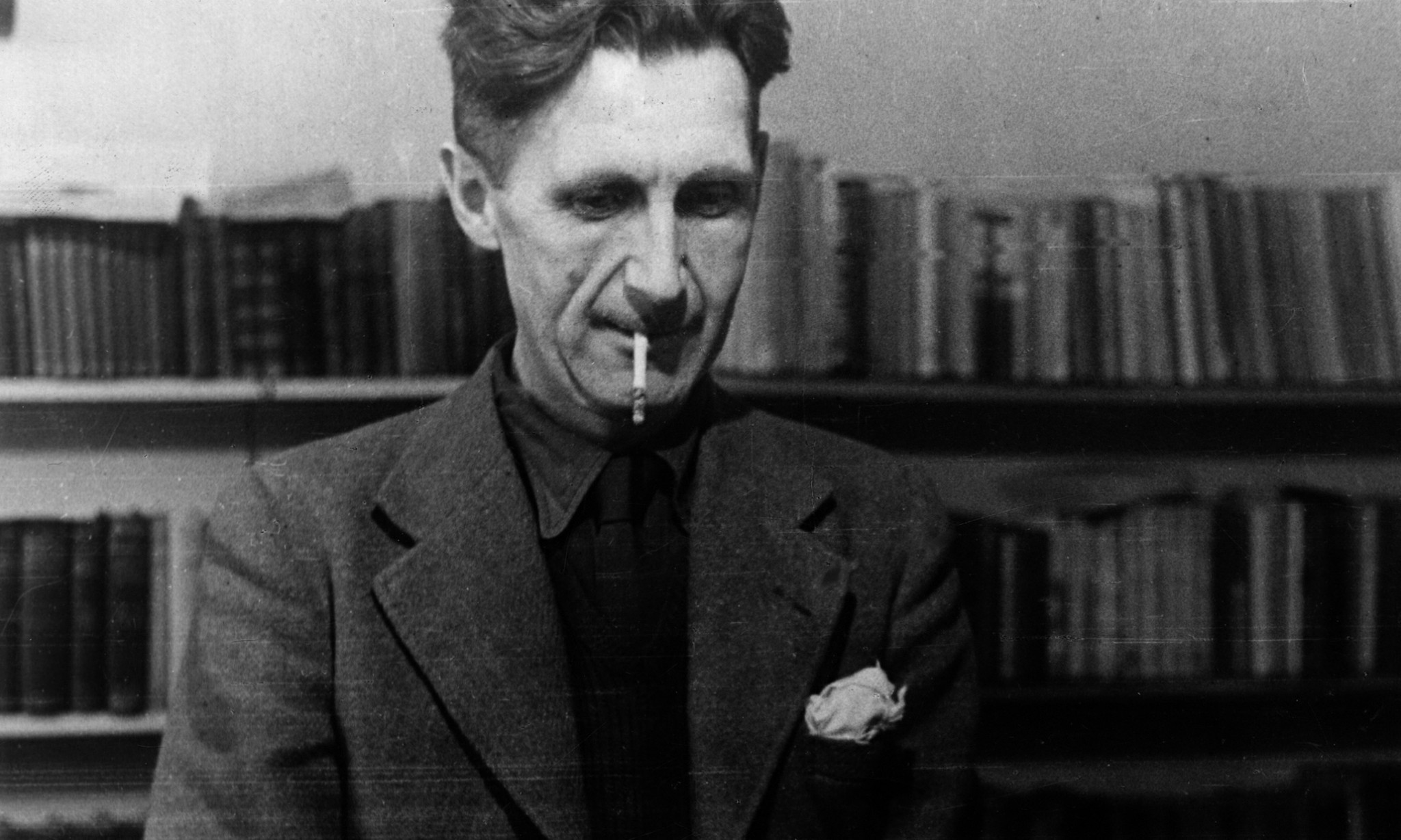 If I were king for a day, George Orwell would be my language consultant