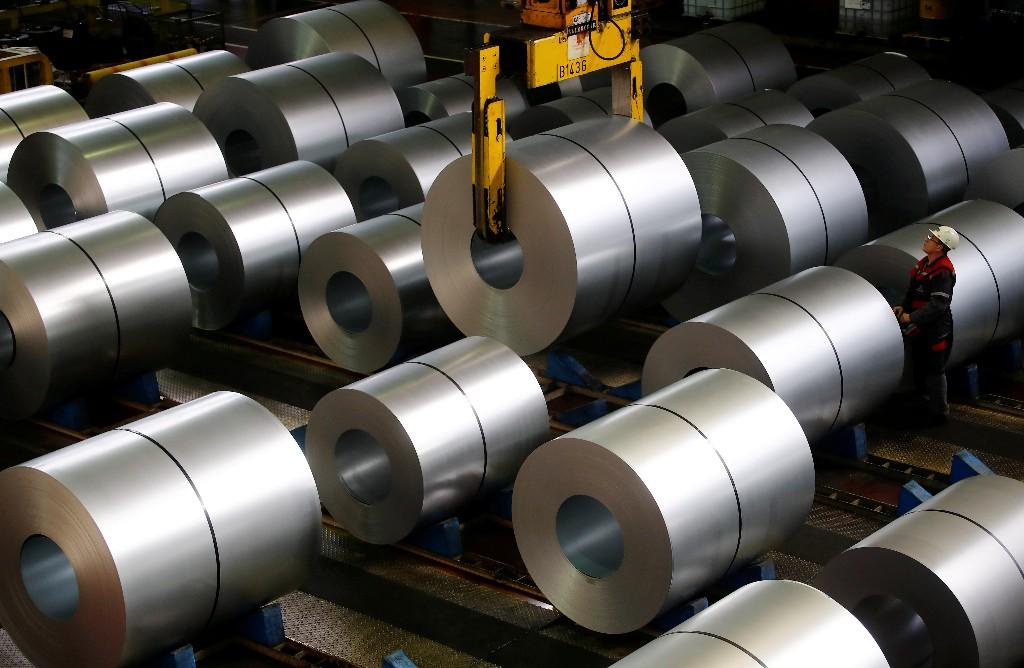 Bundesregierung macht sich für grünen Umbau der Stahlindustrie stark