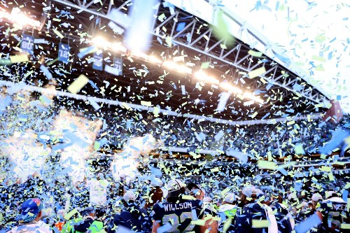 Seahawks Win in a Miracle
