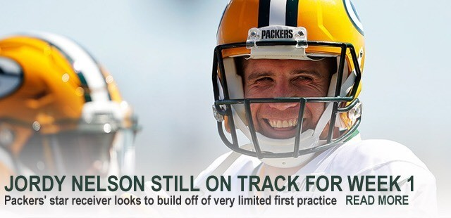 Green Bay Packers  - cover