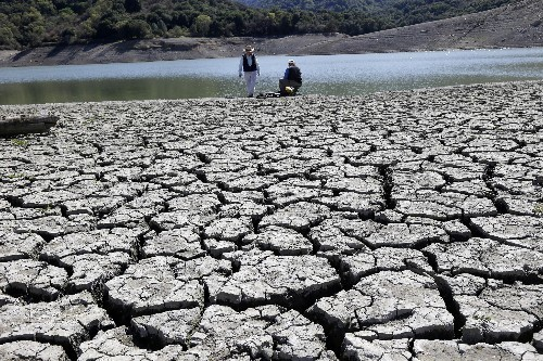 Climate Change:  The Western US Drought