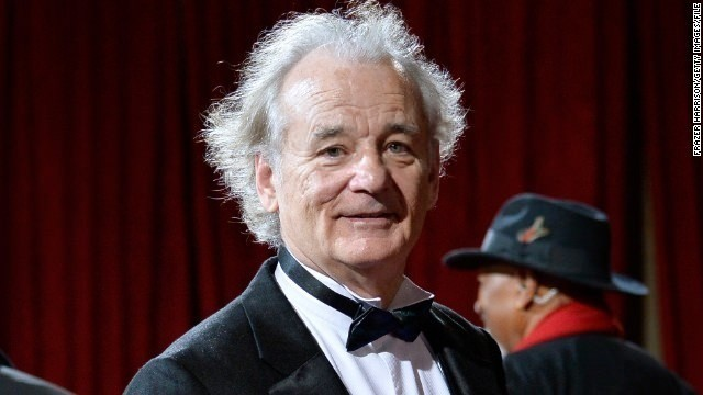 Why Bill Murray is the greatest movie star in the world