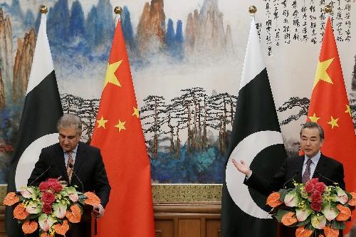 Pakistan tells China of 'deteriorating situation' in Indian Kashmir