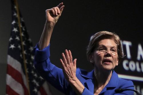 Democratic candidates unite against Trump but little else