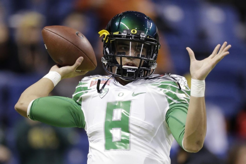 Marcus Mariota Injury: Updates on Oregon Star's Shoulder and Recovery