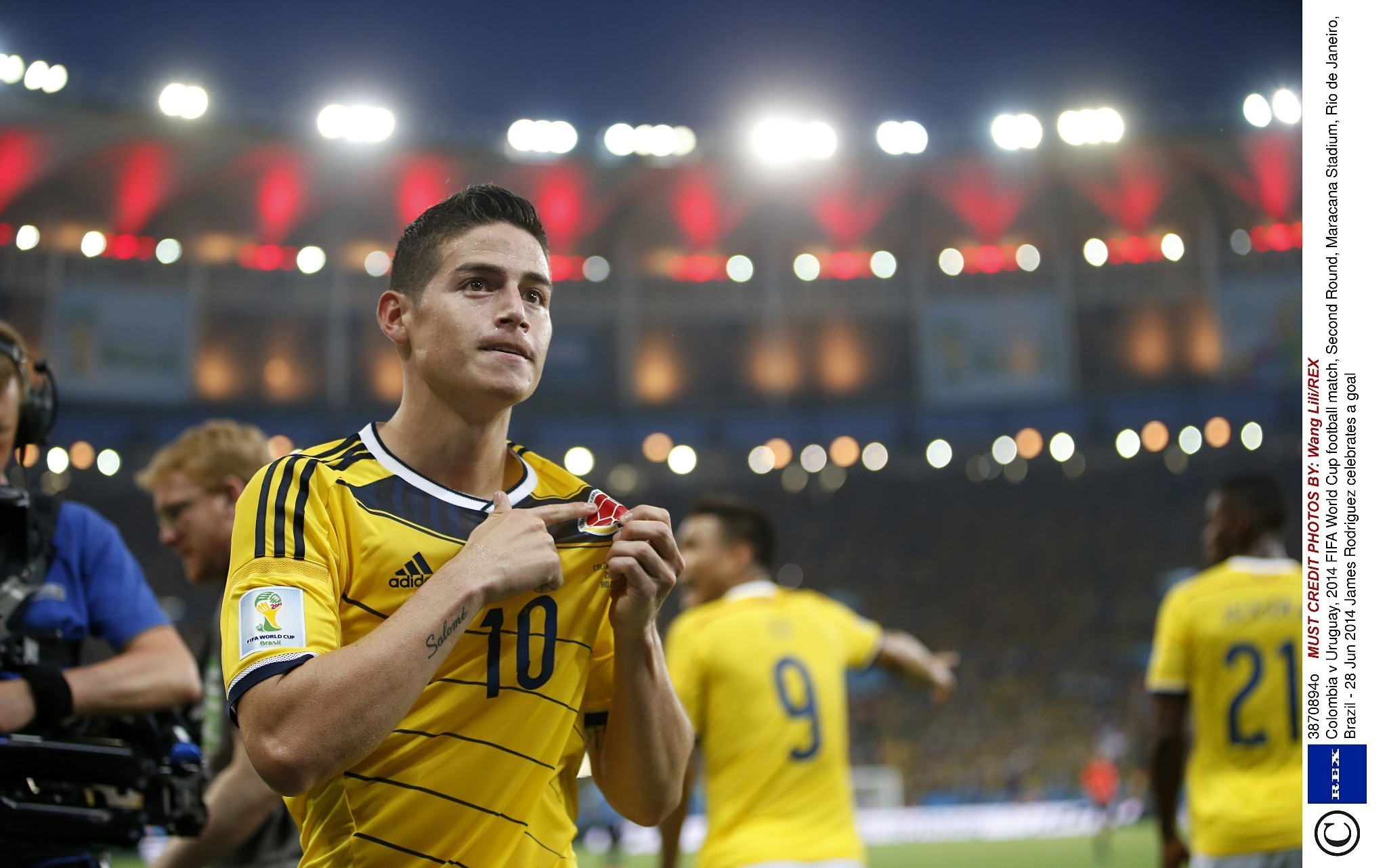 Brazil must improve or Colombia and James Rodríguez will cause an upset