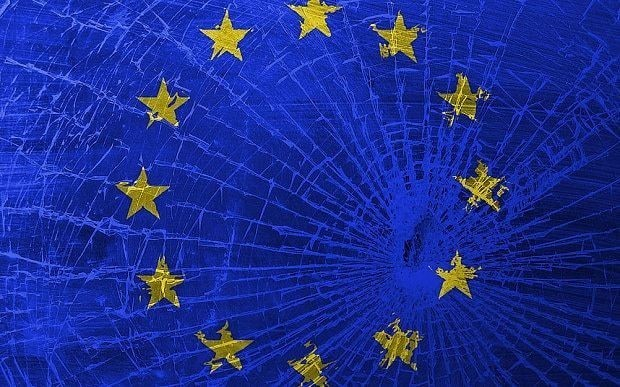 UK faces £34bn bill for black hole in EU budget