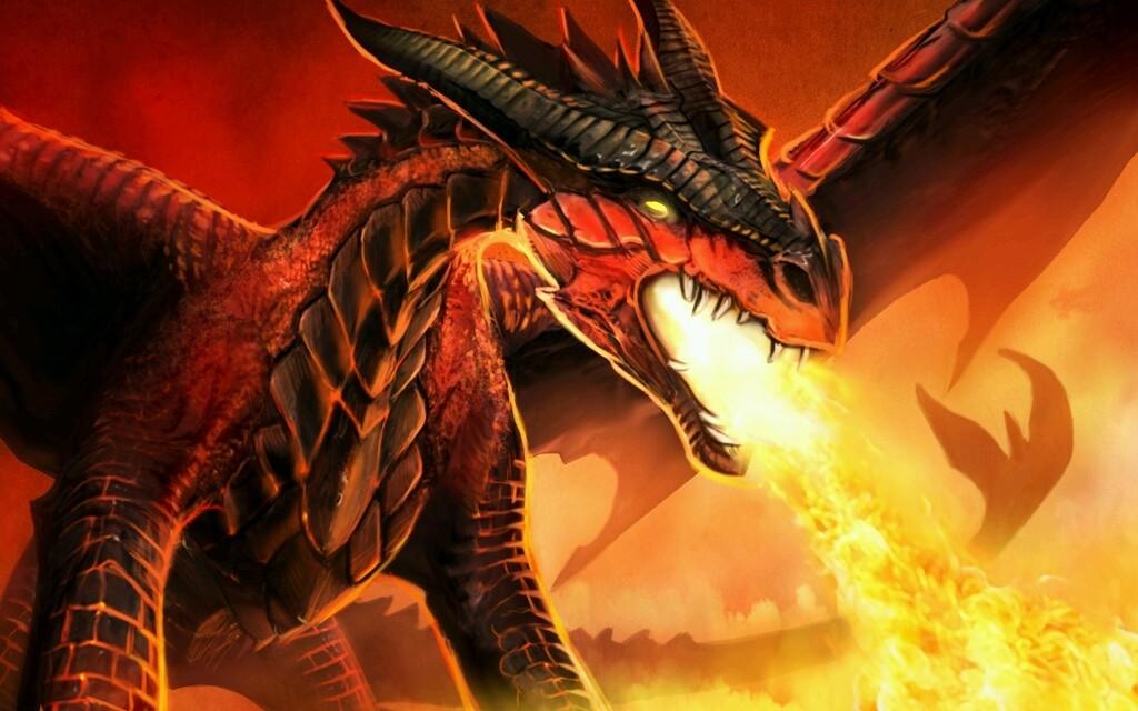 'El Dragon' - Magazine cover