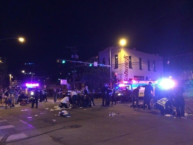 Two Killed, Several Injured in Hit and Run at SXSW