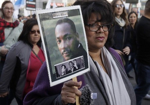 Martin Luther King Day in Pictures