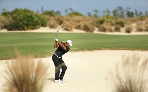 Tiger's Back: His Return to Competitive Golf in Pictures