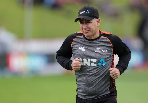 New Zealand bowlers need to maintain intensity in second India test - coach